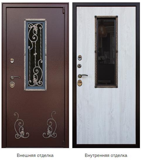 Стальная дверь «Престиж»