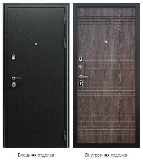 Стальная дверь «Next 1» (заказная)