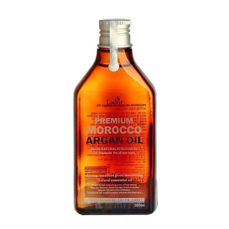 La'dor Марокканское аргановое масло для волос Premium Morocco Argan Hair Oil, 100 мл