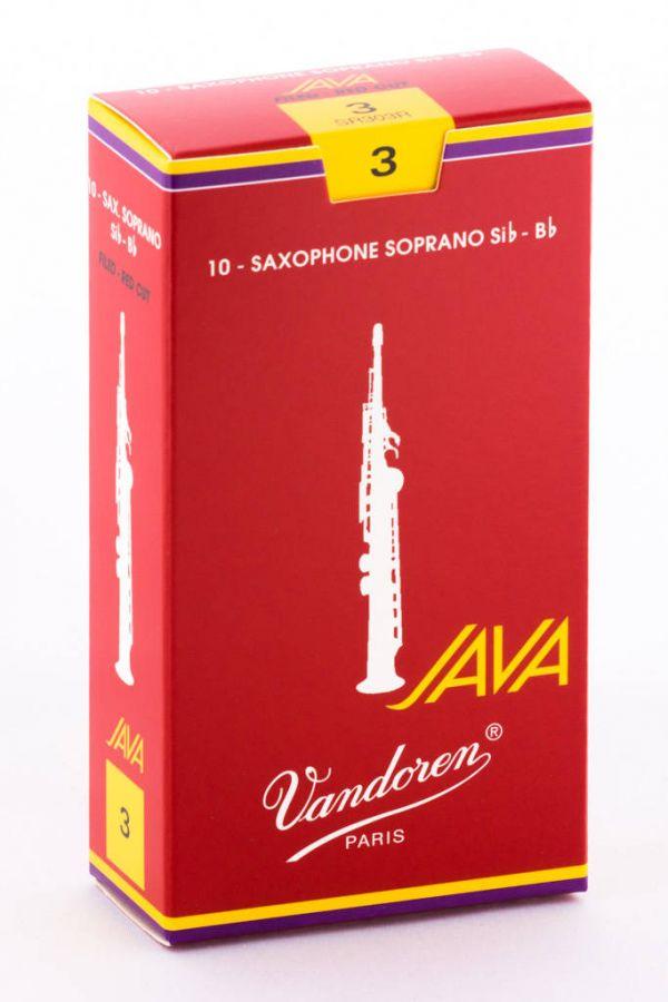 VANDOREN SR303R Трость №3 для саксофона Сопрано