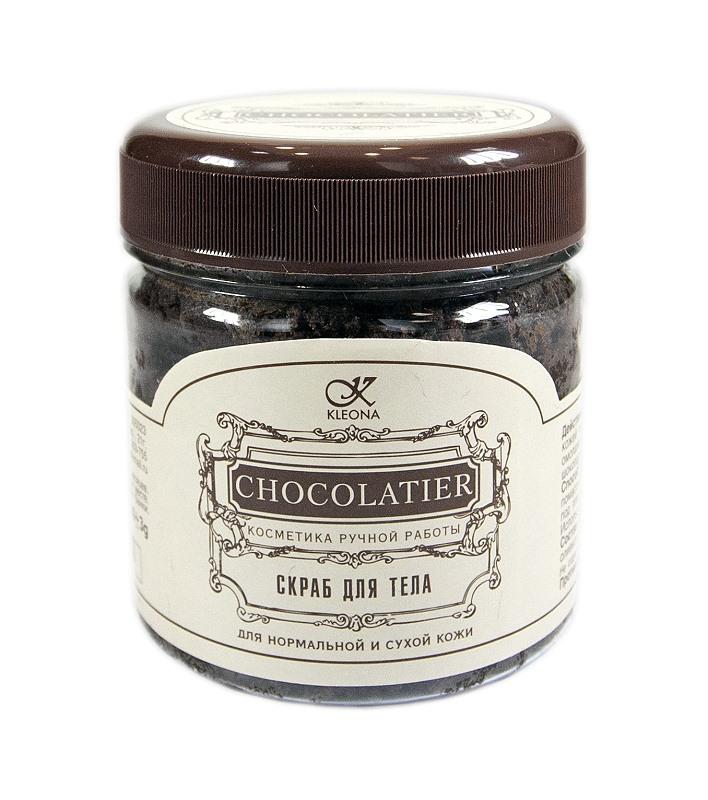 Скраб «Chocolatier»
