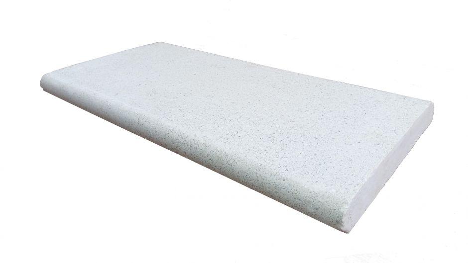 Копинговый (бортовой) камень плоский