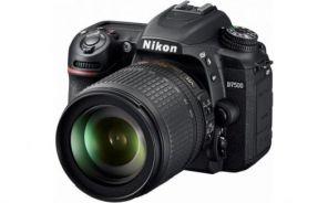 Nikon D7500 Kit 16-80mm f/2.8-4E ED VR AF-S DX Nikkor