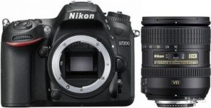 Nikon D7200 Kit 16-85mm f/3.5-5.6G ED VR AF-S DX Nikkor