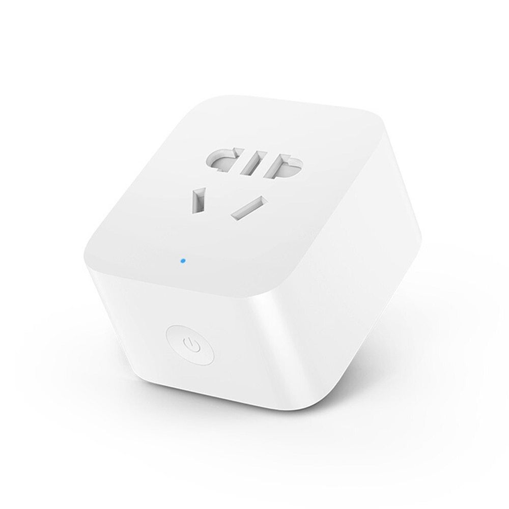 Умная розетка Xiaomi Mija Smart Plug Enhanced (ZNCZ03CM)