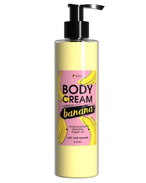 """Крем для тела """"Банан"""" 250 мл."""