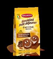 """Печенье обогащенное """"Фаччине"""" 350 г , Faccine biscuits Balocco 350 гр"""