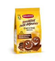 Печенье Фаччине 350 г, Faccine Balocco 350 gr
