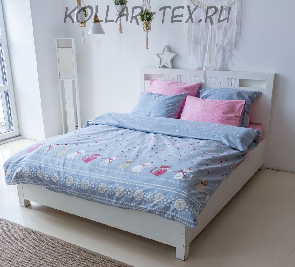 Постельное белье из фланели Кошки, ASHGABAT DOKMA TOPLUMY