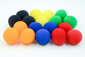 "1"" (2.5 см) Шарики Super Soft Sponge Balls (Goshman)"