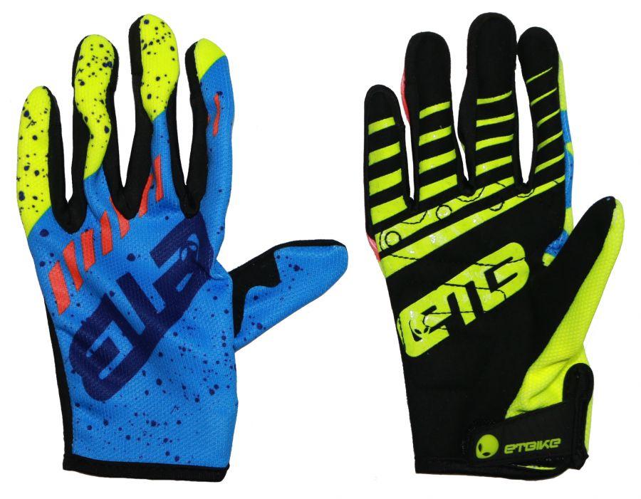 Детские перчатки для мотокросса ETB