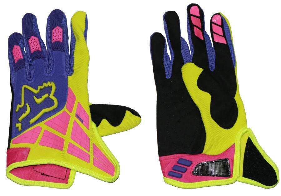 Детские перчатки для мотокросса FOX