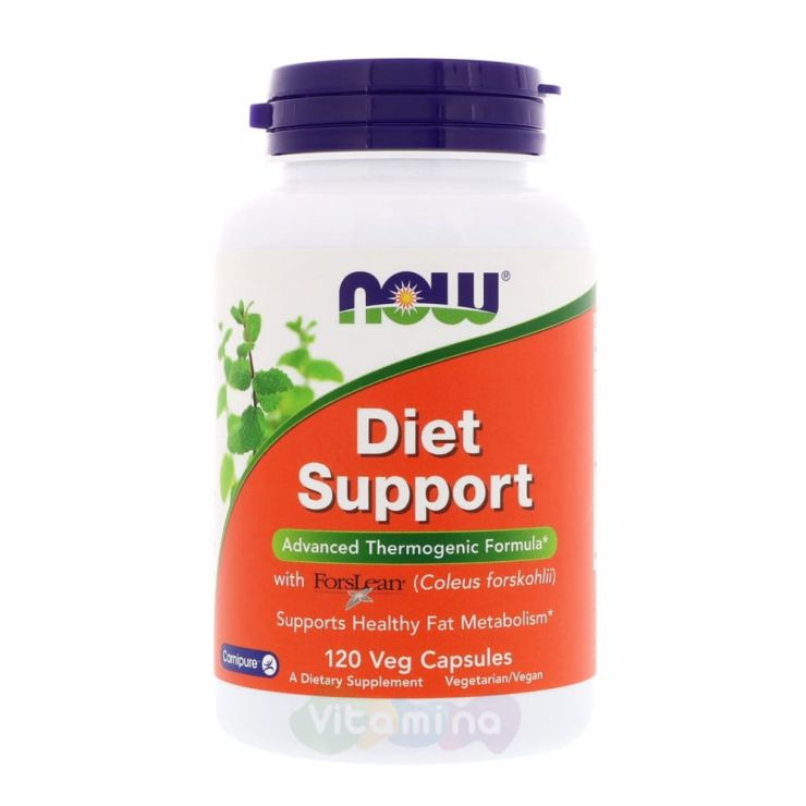 Diet Support (Диет саппорт) 120 капс.