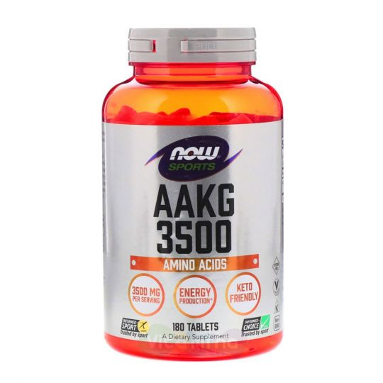 L-Аргинин альфа-кетоглутарат 3500 мг. 180 таб.