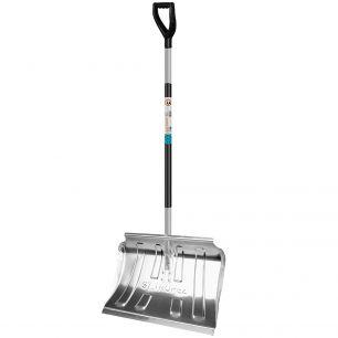 Снеговая лопата алюминиевая Рыдлёвка 0923-Ч