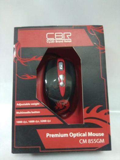 Оптическая компьютерная мышь СМ 855GM