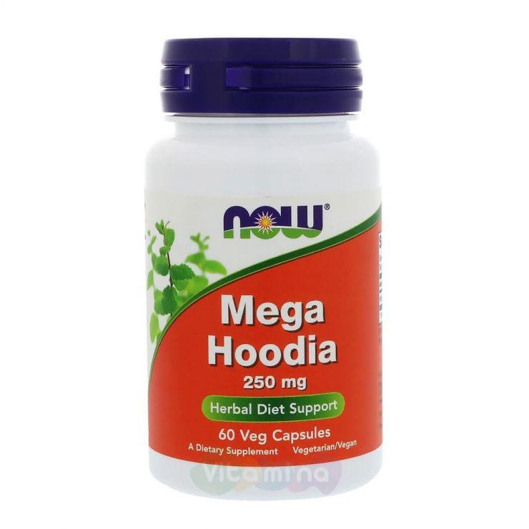 Now Foods Hoodia Gordonii (Худиа Гордония) - Mega Hoodia 60 капс.