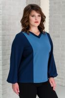 Блуза женская арт.0095, креп