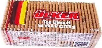 Печенье Ulker 450 гр