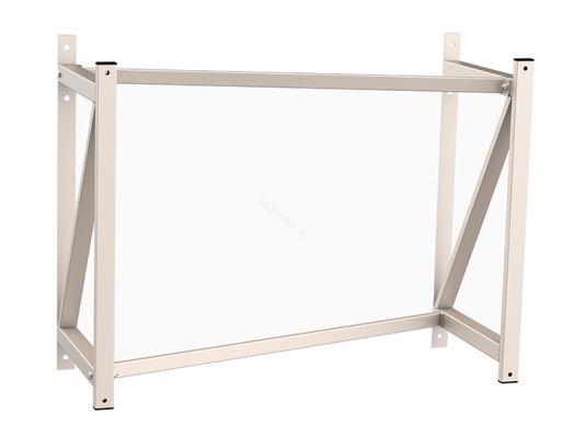 Ферма для баскетбольного щита ZSO (фанера, оргстекло), вынос 500 мм