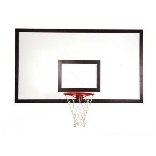 Щит баскетбольный ZSO игровой 1050х1800 мм, ФАНЕРА (толщина фанеры 15 мм) на металлокаркасе
