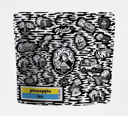 Смесь Hookah Bros - Pineapple Ice