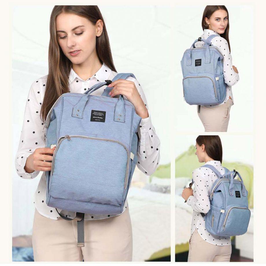 Рюкзак для мамы c USB