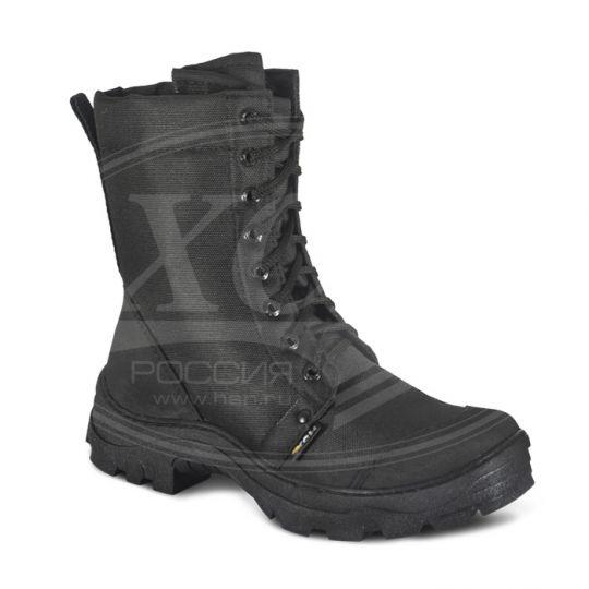 Ботинки «Дельта» черные
