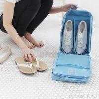 Органайзер для обуви Travel Series-shoes pouch, Голубой