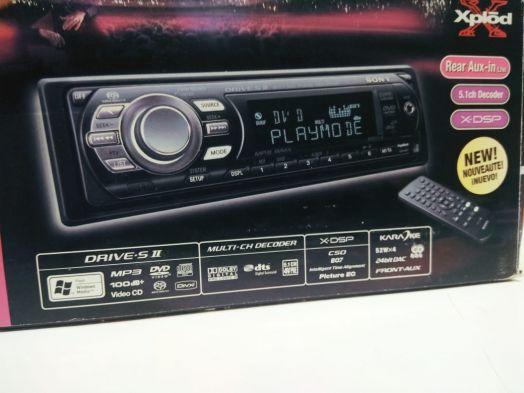 Автомобильный CD/MP3 ресивер