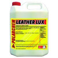 Очиститель-кондиционер кожи Leather Lux POLARCHEM (Греция)