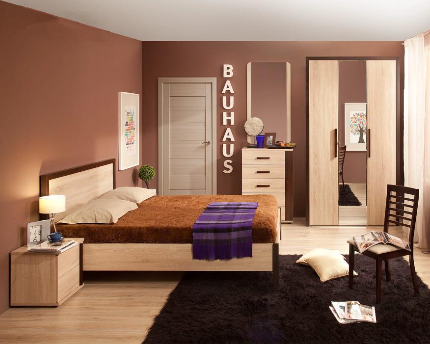 Спальня BAUHAUS модульная