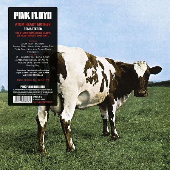 PINK FLOYD  Atom Heart Mother 1970 (2016)