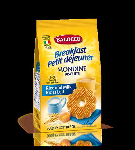 Печенье Классика Mondine Balocco 350 гр