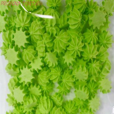 Украшение сахарное Мини-безе (зелёные) 50гр.