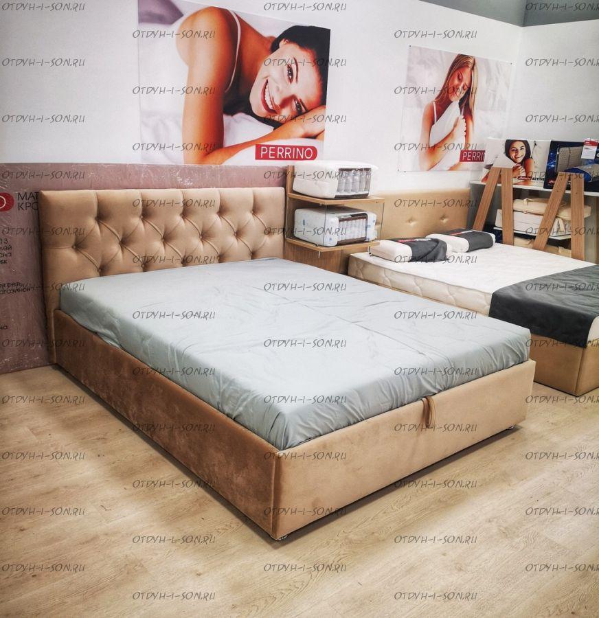 Кровать с подъемным механизмом Калифорния Perrino 3.0