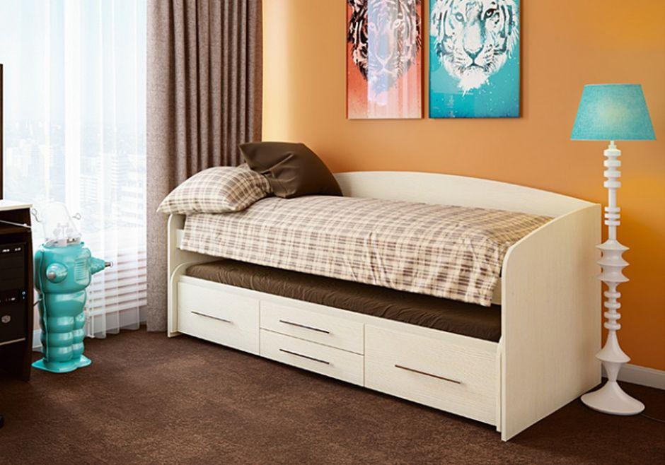 Кровать двухъярусная Адель-5