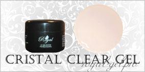 CRISTAL CLEAR ROYAL GEL 500 гр