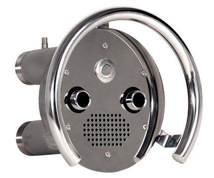 Противоток XenoZone 75 м3/час (закладная деталь с лицевой панелью и сенсорной пъезокнопкой)