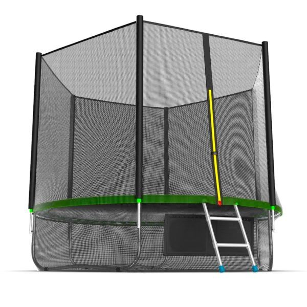 EVO JUMP External 10ft (Green) + Lower net
