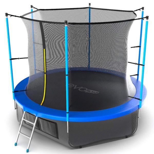 EVO JUMP Internal 10ft (Blue) + Lower net