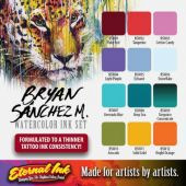 Eternal Bryan Sanchez M. Watercolor Ink Set