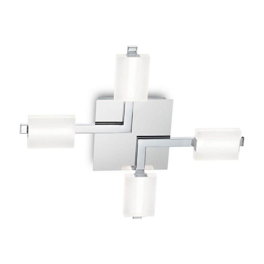 Потолочная светодиодная люстра Ideal Lux Mikado PL4