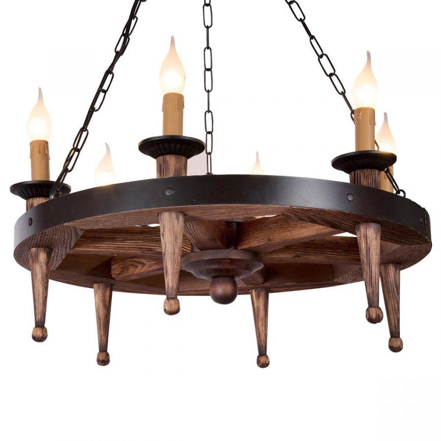 Потолочный светильник Дубравия Ричард 115-64-16
