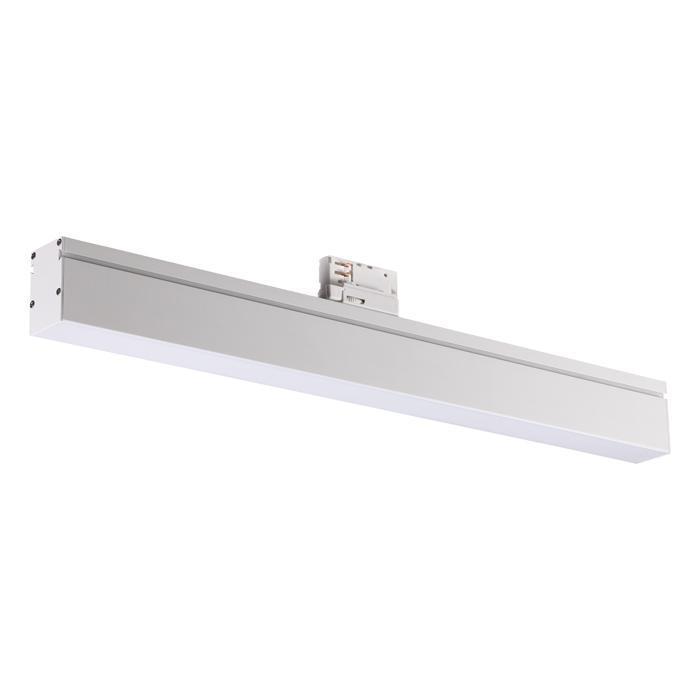 Трековый светодиодный светильник Novotech Iter 358187
