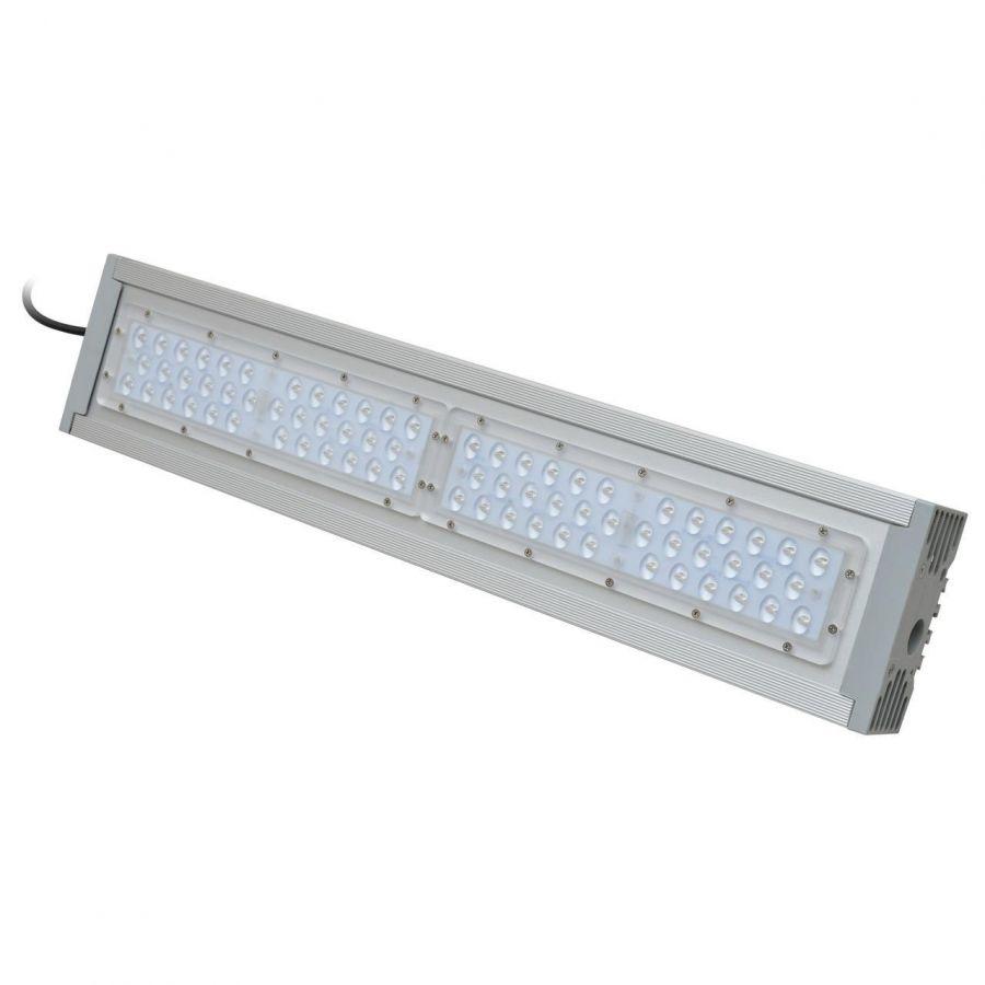 Уличный светодиодный светильник (UL-00004823) Uniel ULV-R24J 100W/5000К IP65 Silver