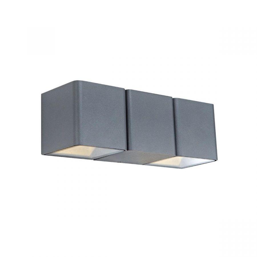 Уличный настенный светодиодный светильник Markslojd Ceto 106517