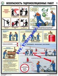 Безопасность гидроизоляционных работ