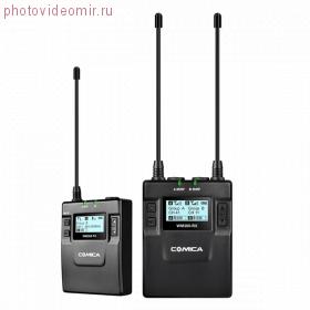 Радиосистема COMICA WM300C UHF 1 трансмиттер + 1 ресивер