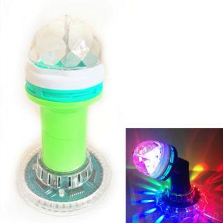 LED-светильник с поворотным механизмом, 16 см, Зеленый